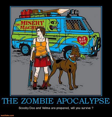Zombie Scooby